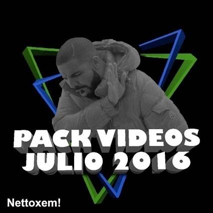 Pack Videos Remix Julio 2016 Nettoxem | Chile Remix | Scoop.it
