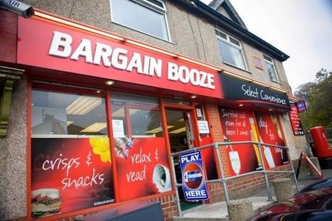 Bargain Booze and Wine Rack profits rise   Autour du vin   Scoop.it