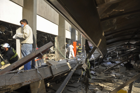 Explosion Hits State Oil Company Building In Mexico City : NPR | Jon's Geo 400 | Scoop.it