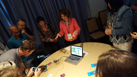 Tinkering with Computational Thinking at ASTC | The Tinkering Studio | Computational Thinking In Digital Technologies | Scoop.it
