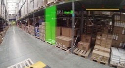 Metaio's service applications for warehouse workers on BBC Click | Augmented Reality News and Trends | Scoop.it