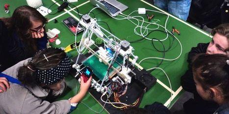 A Lille, les FabLabs fond le plein de bricoleurs du numérique | FabLab - DIY - 3D printing- Maker | Scoop.it