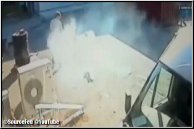 Exploding iPhone Caught on Tape? (Video) | Weird News and Celebrity Gossip by Tom Rose | Scoop.it