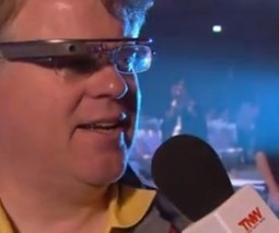 """Robert Scoble: """"I'm never going to live another day without a wearable computer on my face"""" 