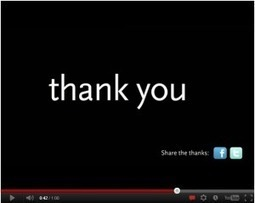 "Eight ""Thank You"" Videos Created by Nonprofits 