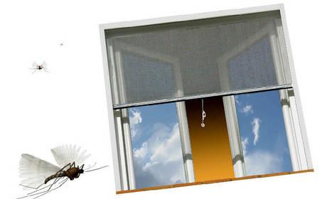 Choix et pose d'une moustiquaire | Fenêtre | Scoop.it