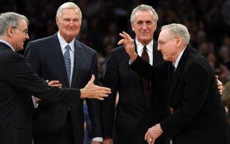 Basket NBA: Décès du légendaire Bill Sharman, ex joueur de Boston et entraîneur des Lakers | NBA games | Scoop.it