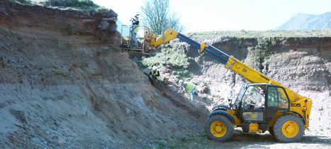 The cliff-hanging cists of Arran | Archaeology News | Scoop.it