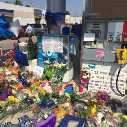 TX CALL TO ACTION: 4 September 2015 11a.m. (for 1 minute) As we mourn Harris County Deputy Sheriff Darren Goforth | Criminal Justice in America | Scoop.it