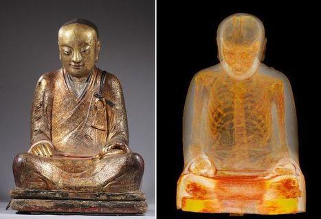Tuhatvuotiaan Buddha-patsaan sisältä löytyi ihmisruumis   Uskonto   Scoop.it