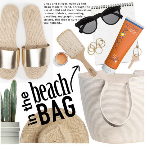 It's in the beach bag   All Natural Sunscreen   Scoop.it