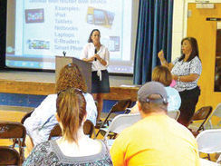 Ringgold Elementary School hosts technology workshops for parents - Northwest Georgia News | Technology in Education | Scoop.it