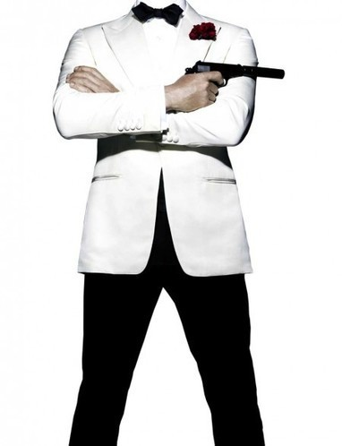 Spctr Ivory White Tuxedo | Special Celebrity Costume Deals | Scoop.it