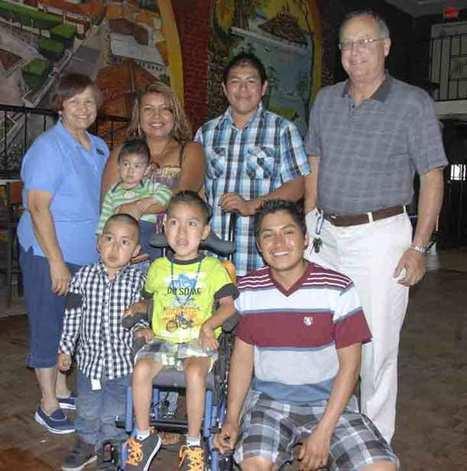 William Placido: Make-A-Wish sends SP boy to Disneyland - Santa Paula Times   Make a Wish   Scoop.it