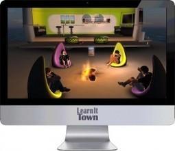 Learn English Online an immersive environment Live Teachers. | Mundos Virtuales, Educacion Conectada y Aprendizaje de Lenguas | Scoop.it