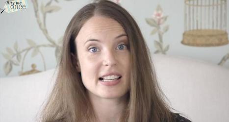 Osta minut kerran: Tämä nainen perusti verkkokaupan, joka myy vain koko eliniän kestäviä tuotteita   Yhteiskunta   Scoop.it