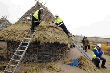 GB : Neolithic houses at Stonehenge | World Neolithic | Scoop.it