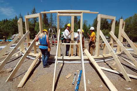 Best House Framing Systems for Building a Home | Permaculture, Horticulture, Homesteading, Bio-Remediation, & Green Tech | Scoop.it