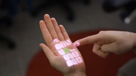 Kinect-like technology turns any surface into a touchscreen | The Major 5 | Scoop.it