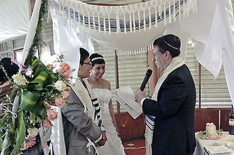 Growing Number Of Latin Americans Turning to Judaism | Interfaith Marriage | Scoop.it