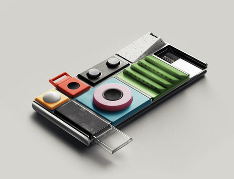 Incredible Concept of an Eco-Friendly Modular Phone | New Technology | Scoop.it