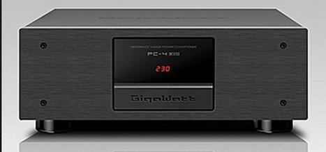 conditionneur de réseau Gigawatt PC4 EVO | Chant Libre - hifi - produits www.chantlibre.fr | Scoop.it