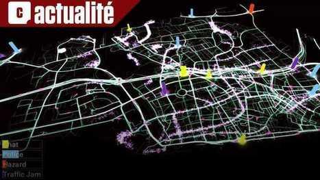 Waze, ou quand le guidage vire au désastre | Sécurité Informatique | Scoop.it