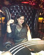 Top Ten Women of Wine in India 2013 -Dharti Desai of FWM | Vitabella Wine Daily Gossip | Scoop.it