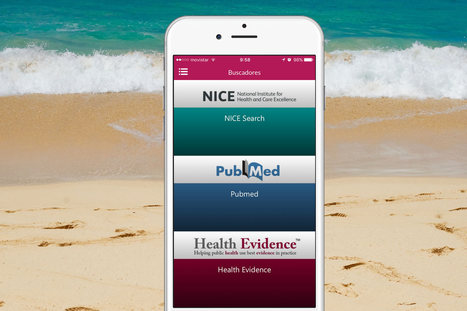 HealthScience - Actualización científica de bolsillo | Salud Conectada | Scoop.it