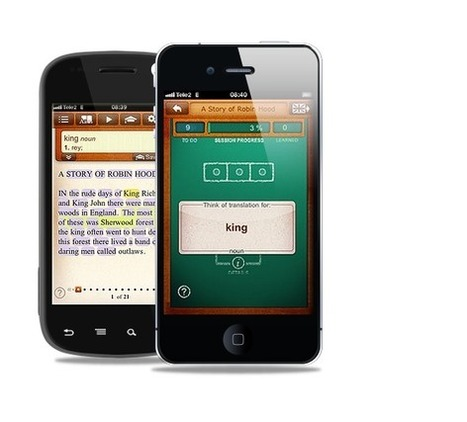 Brainglass - Start Improving your English Vocabulary Today! | Teaching and Learning English through Technology | Scoop.it