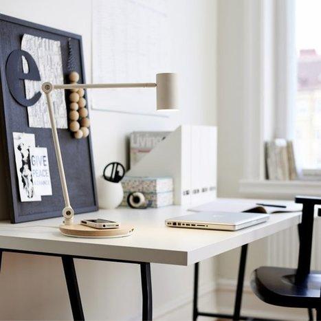 Ikea lance une collection de petit mobilier avec chargeur intégré | Ameublement | Scoop.it