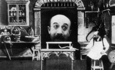 """Celebrating Georges Méliès, """"Patron Saint Of Augmented Reality"""" 