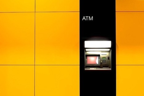 A Brief History of the ATM | Self-Service and Kiosks by Worldlink | Scoop.it