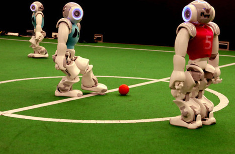 Australian robots are victorious in the other soccer World Cup | ICT in the classroom | Scoop.it