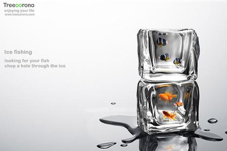 Ice Cube Fish Tank by Arthur Xin (SE Xin) | Proyectos de Tecnología | Scoop.it