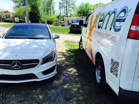 Pearl Partners Xtreme Clean Mobile Detail | What Could Be the Next Big Thing in Waterless? | Scoop.it