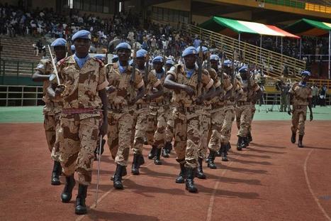 Centre d'actualités de l'ONU - À Ndjamena, Ban salue la contribution du Tchad aux opérations de maintien de la paix | UNICEF Mali daily (12 novembre 2013) | Scoop.it