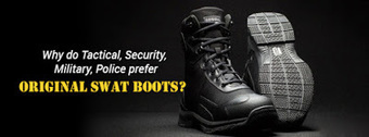 Get Police Boots at 911 Gear   911gear.ca   911Gear.ca - Security Equipment   Police Gear   Scoop.it