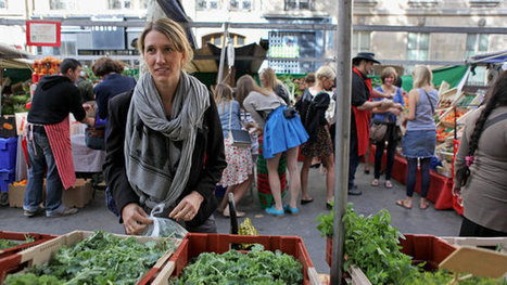 Trendy Green Mystifies France. It's a Job for the Kale Crusader! - New York Times | Kale | Scoop.it