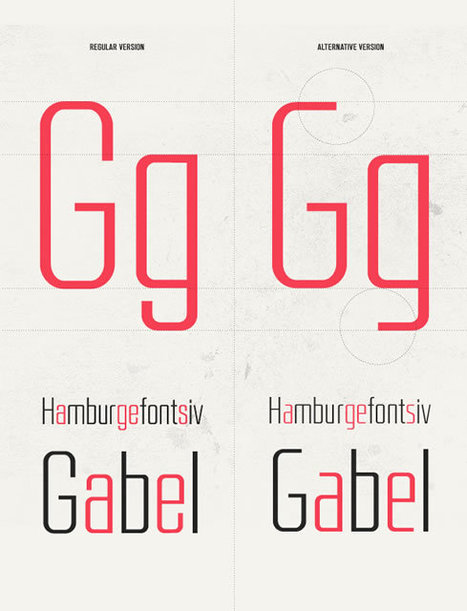 Best Free Fonts From 2011 | Fonts | Graphic Design Junction | TechAddict | Scoop.it