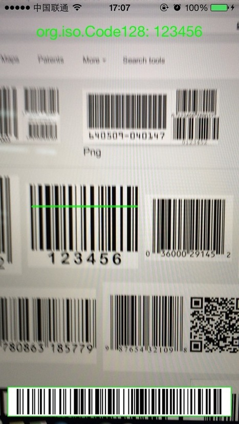RSBarcodes for iOS - Cocoa Controls | iOS | Scoop.it