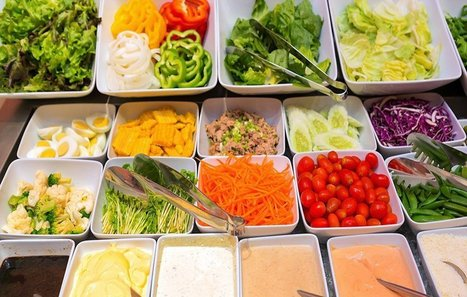 The Best And Worst Salad Toppings, According To Nutritionists | Nutrition Today | Scoop.it