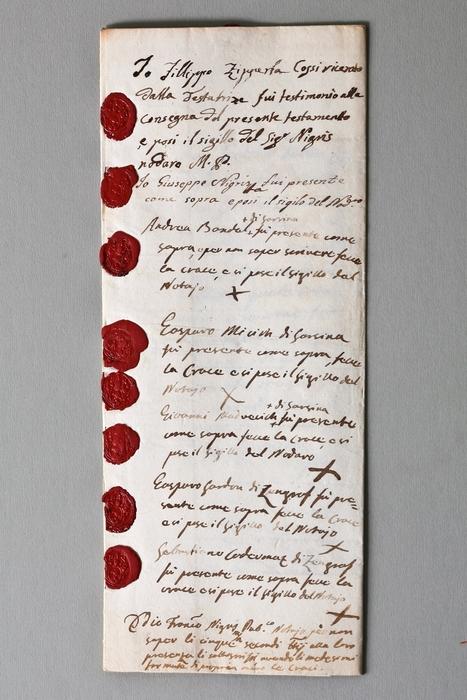 Il SAN avvia la cooperazione con il portale europeo degli Archivi APEx | Généal'italie | Scoop.it