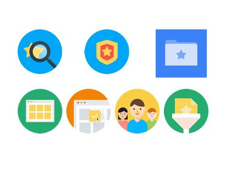 Google Stars : vers un nouveau système de favoris ? | Méli-mélo de Melodie68 | Scoop.it