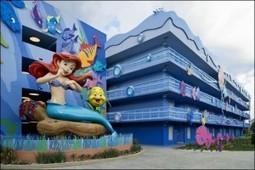 Walt Disney World Accommodations - Best Disney resorts   Disney   Scoop.it