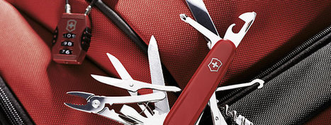 The Original Swiss Army Knives - Swiss Army Knives - Victorinox Swiss Army | Archaeology Tools | Scoop.it