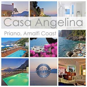 Casa Angelina, parel aan de kust van Amalfi   Campania   Scoop.it
