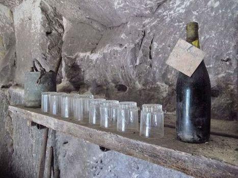Winery in a cave | Inscription www.viavineo.com place de marche du vin | Scoop.it
