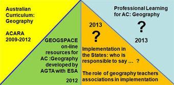 Australian Geography Teachers Association | Geography | Scoop.it