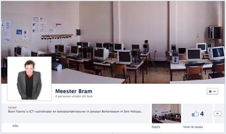 Als leerkracht veilig op Facebook met je leerlingen | Twitter in de klas | Scoop.it